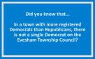 ETDC No Democrats